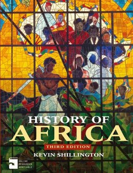 Book History of Africa by Kevin Shillington