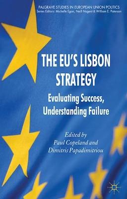 Book The EU's Lisbon Strategy: Evaluating Success, Understanding Failure by Dimitris Papadimitriou