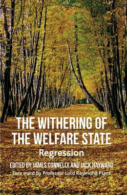 Book The Withering of the Welfare State: Regression by James Connelly