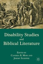 Disability Studies and Biblical Literature