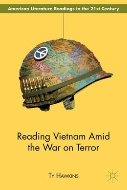 Book Reading Vietnam Amid the War on Terror by Ty Hawkins