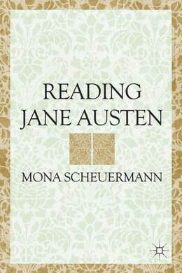 Book Reading Jane Austen by M. Scheuermann