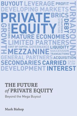 Book The Future of Private Equity: Beyond the Mega Buyout by Mark Bishop