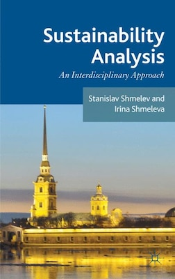 Book Sustainability Analysis: An Interdisciplinary Approach by Stanislav Shmelev