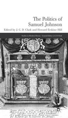 Book The Politics of Samuel Johnson by J. Clark