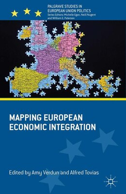 Book Mapping European Economic Integration by Amy Verdun