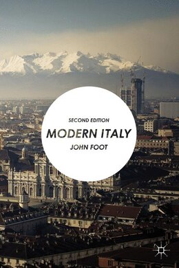 Book Modern Italy by John Foot
