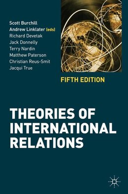 Book Theories of International Relations by Scott Burchill