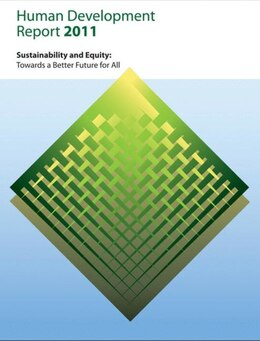 Book Human Development Report 2011: Sustainability and Equity: Towards a Better Future for All by United Nations Development Programme