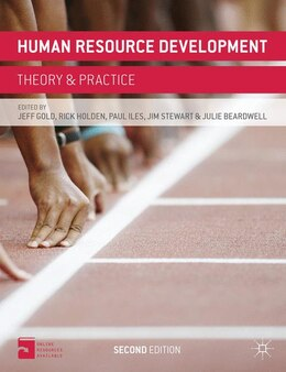 Book Human Resource Development: Theory and Practice by Jeff Gold