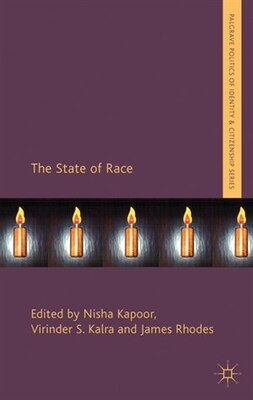 Book The State of Race by Nisha Kapoor