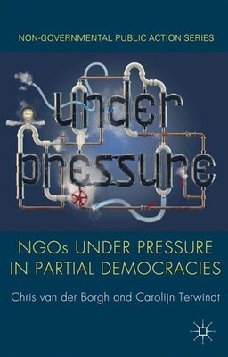 Book NGOs under Pressure in Partial Democracies by Carolijn Terwindt