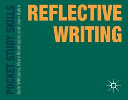 Book Reflective Writing by Kate Williams