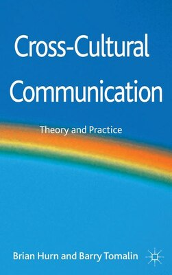 Book Cross-Cultural Communication: Theory and Practice by Brian J. Hurn