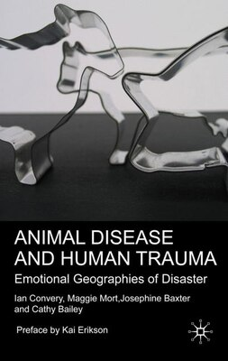 Book Animal Disease and Human Trauma by Ian Convery