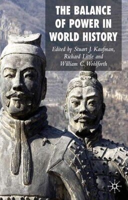 Book Balance Of Power In World History by Stuart Kaufman