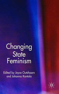 Book Changing State Feminism by Joyce Outshoorn