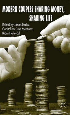 Book Modern Couples Sharing Money, Sharing Life by Janet Stocks