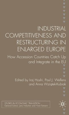 Book Industrial Competitiveness And Restructuring In Enlarged Europe: How Accession Countries Catch Up… by Iraj Hashi