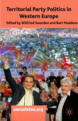 Book Territorial Party Politics in Western Europe by Wilfried Swenden