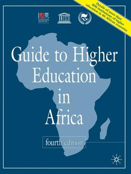Book Guide to Higher Education in Africa, Fourth Edition by International Association of Universities