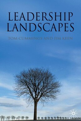 Book Leadership Landscapes by Tom Cummings