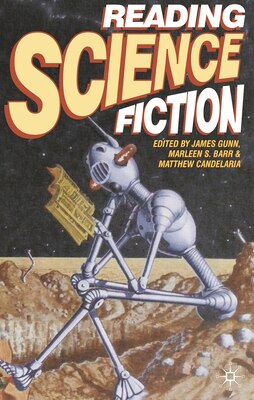 Book Reading Science Fiction by James Gunn
