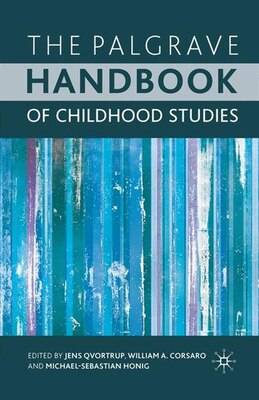 Book The Palgrave Handbook of Childhood Studies by J. Qvortrup