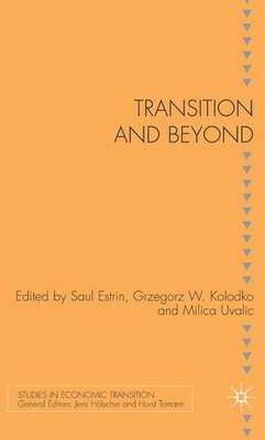 Book Transition And Beyond by Saul Estrin