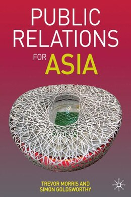 Book Public Relations For Asia by Trevor Morris