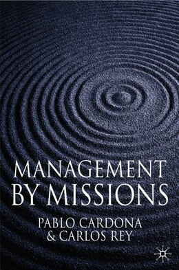 Book Management by Missions by Pablo Cardona