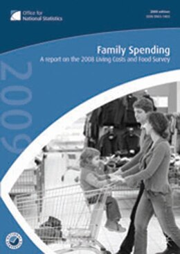 Book Family Spending 2009 by The The Office for National Statistics
