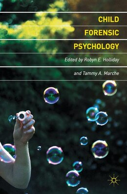 Book Child Forensic Psychology: Victim and Eyewitness Memory by Robyn Holliday