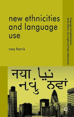 Book New Ethnicities And Language Use by R. Harris