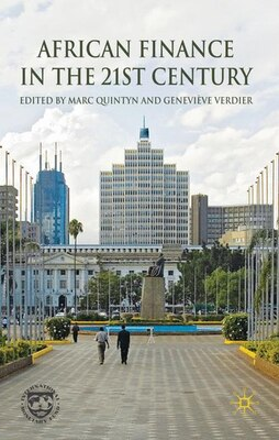 Book African Finance in the 21st Century by M. Quintyn