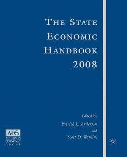 Book The State Economic Handbook 2008 by Patrick L. Anderson