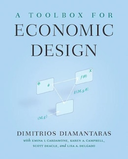 Book A Toolbox for Economic Design by Dimitrios Diamantaras