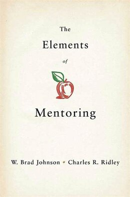 Book The Elements of Mentoring by W. Brad Johnson