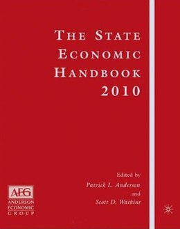 Book The State Economic Handbook 2010 by Patrick L. Anderson
