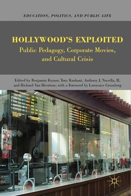 Book Hollywood's Exploited by Richard Van Heertum