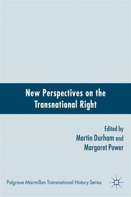 Book New Perspectives On The Transnational Right by M. Durham