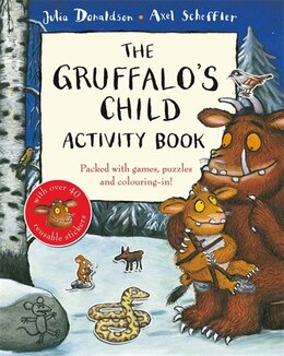 Book The Gruffalo's Child Activity Book by Julia Donaldson