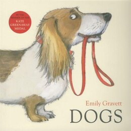 Book Dogs by Emily Gravett