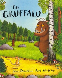 Book The Gruffalo by Julia Donaldson