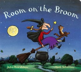 Book Room on the Broom by Julia Donaldson