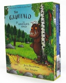 Book The Gruffalo And The Gruffalo's Child Boxed Set by Julia Donaldson