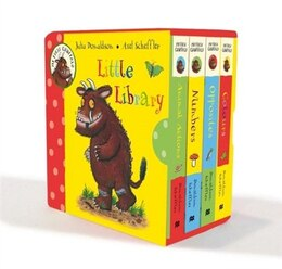 Book My First Gruffalo Little Library by Julia Donaldson