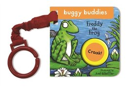 Book Axel Scheffler Buggy Buddy: Freddy The Frog by Axel Scheffler