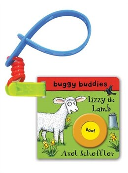 Book Axel Scheffler Buggy Buddy: Lizzy The Lamb by Axel Scheffler