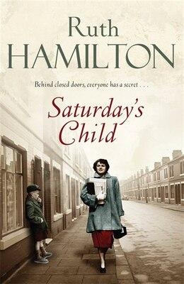 Book Saturday's Child by Ruth Hamilton